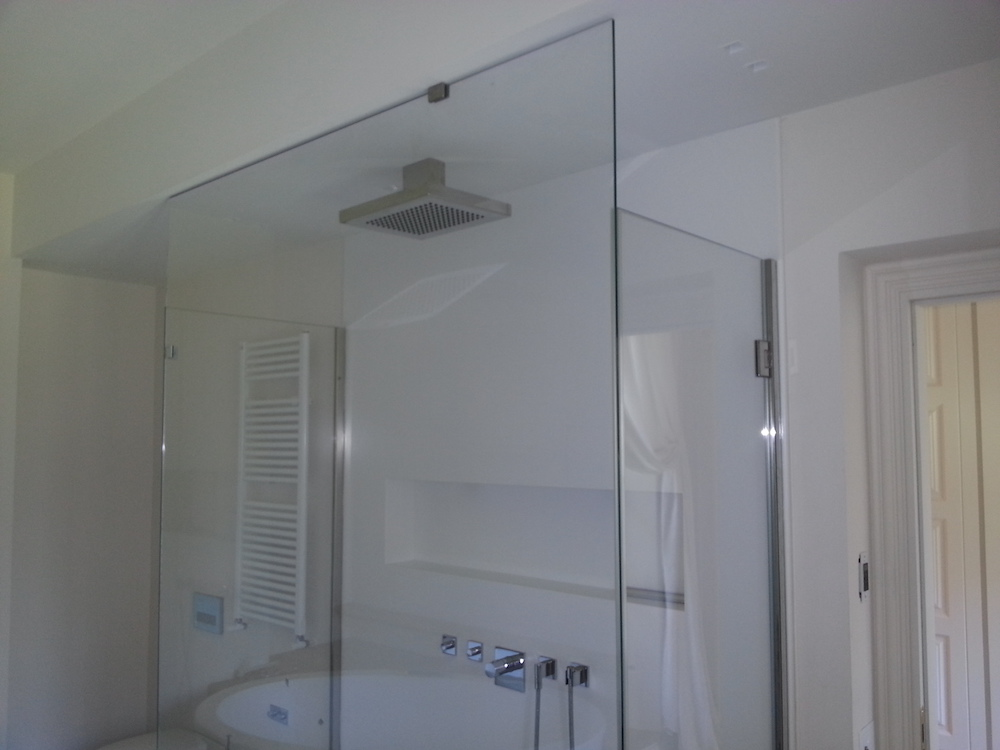 Box doccia in vetro su misura torbox boxdoccia torino - Box doccia in vetro ...